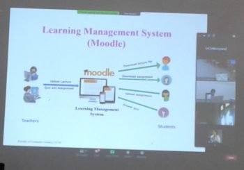 E-learning Management System Training (Day 2)