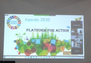 """PLATFORM FOR ACTION"" by   Dr.Aung Tun Thet"